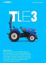 TLE 3400 Allrad Traktor