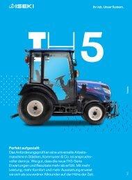 TH 5xxx Traktor Serie