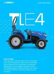 TLE 4490 Allrad Traktor