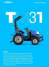 TM 3185 Allrad Traktor