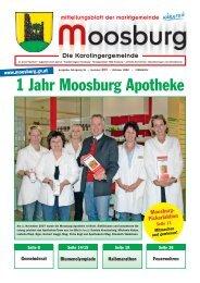 4/dezember 2005 - Marktgemeinde Moosburg