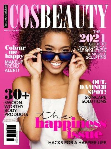 CosBeauty Magazine #91