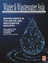 Water & Wastewater Asia January/February 2019