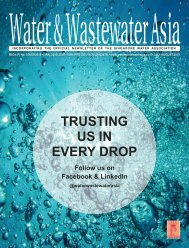 Water & Wastewater Asia July/August 2019