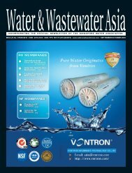 Water & Wastewater Asia September/October 2019