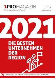 PROMAGAZIN Januar 2021