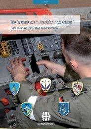 Waffensystemunterstützungszentrum 1 der Luftwaffe  2021