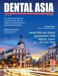 Dental Asia May/June 2019