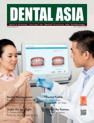 Dental Asia July/August 2018