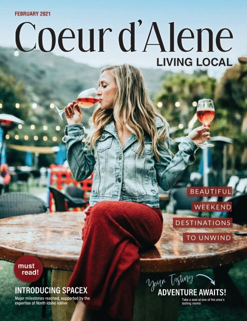 February 2021 Coeur d'Alene Living Local
