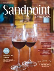 February 2021 Sandpoint Living Local