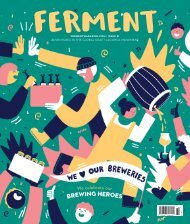 Ferment issue 61 // We love our breweries