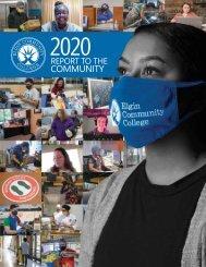 Report to the Community 2020  Elgin Community College