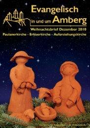 Andreas-Hügel-Haus - Erlöserkirche Amberg