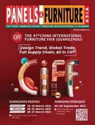 Panels & Furniture Asia January/February 2021