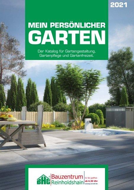 Gartenkatalog 2021 - Holz im Garten - Reinholdshain