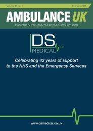 Ambulance UK February 2021