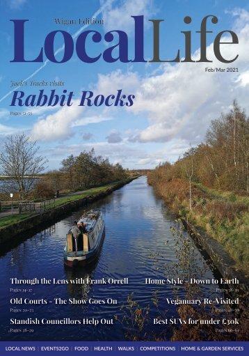 Local Life - Wigan - February 2021