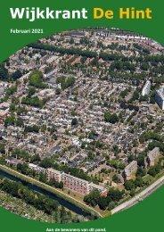 De Hint - Wijkrant febr 2021