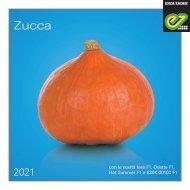 Brochure Zucca