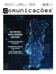 COMUNICAÇÕES 237 - Que Portugal Digital Queremos Construir? (2020/2021)