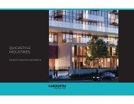 Ontario Projects lookbook 2020