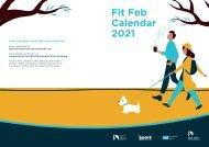 Fit Feb Calendar 2021