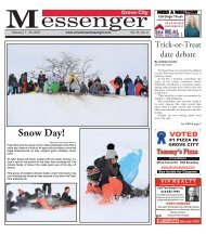 Grove City Messenger - February 7th, 2021