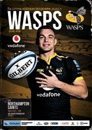 Wasps v Northampton Saints
