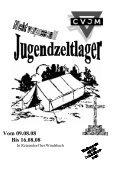 Jugendzeltlager - CVJM Neustadt/Aisch - Seite 2