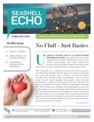 Seashell Echo | February 2021