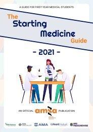 Starting Med Guide 2021