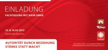 FAchtAgung - Kinder- und Jugenddorf Klinge, Seckach