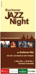Jazz Night Flyer zweiseitig.cdr - Goldener Mai in Buchen