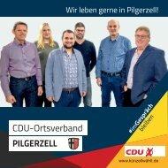 Flyer CDU Pilgerzell