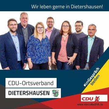Ortsteilflyer Dietershausen