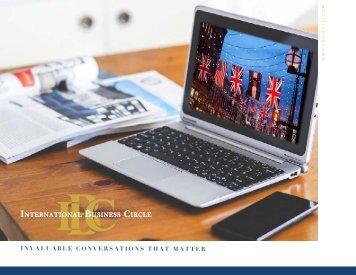 IBC Media Kit