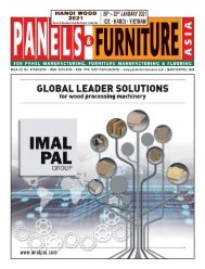 Panels & Furniture Asia March/April 2020