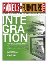 Panels & Furniture Asia May/June 2020
