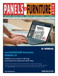 Panels & Furniture Asia July/August 2020