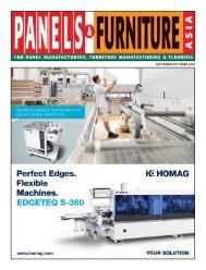 Panels & Furniture Asia September/October 2020