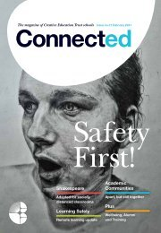 Connected issue 21