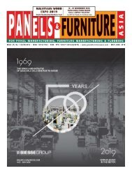 Panels & Furniture Asia May/June 2019