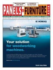Panels & Furniture Asia September/October 2019