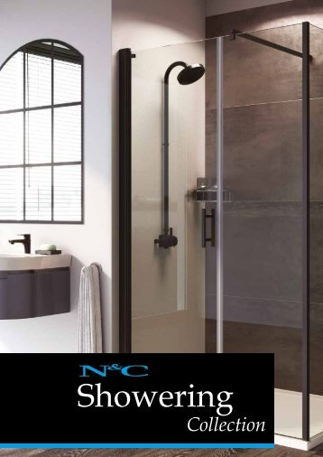 N&C Showering Collections