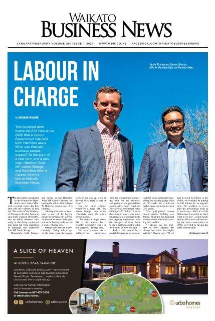 Waikato Business News January/February 2021