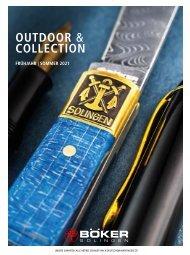 Böker Outdoor und Collection   Frühjahr / Sommer 2021