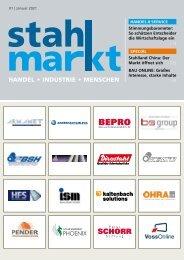 Stahlmarkt 01/2021
