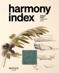 Folder Natuzzi 'harmony' FEB2021
