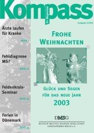 2/ 2002 - Deutschen Multiple Sklerose Gesellschaft